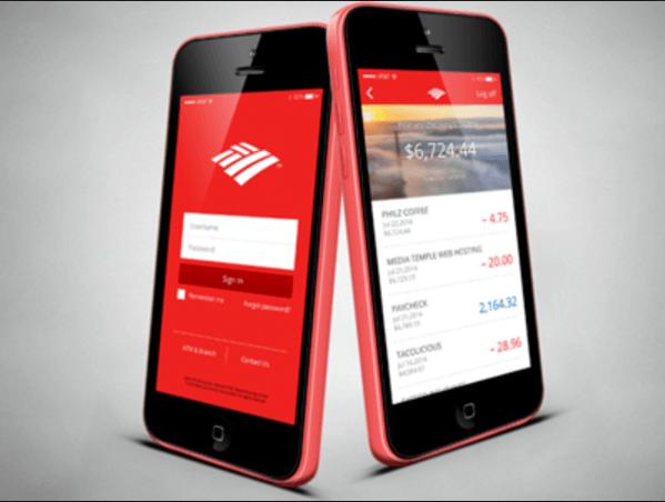 Bank Of America Mobile App