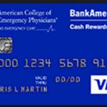 ACEP BankAmericard Cash Rewards Visa