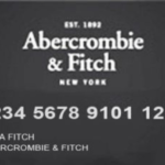 Abercrombie Credit Card