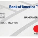 BANKAMERICARD CASH REWARDS VISA CARD
