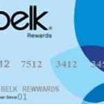 Belk Rewards Card