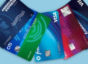 Best Money-Back Credit cards