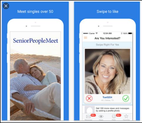 Seniorpeoplemeet Member Login - Online Dating Community